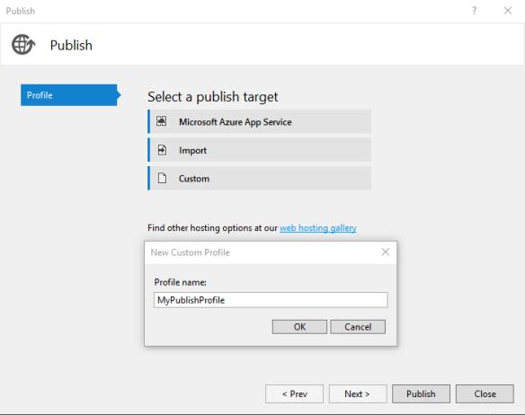 6-create-a-publish-profile